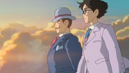 The Wind Rises; Need for Speed