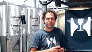 Thirsty Traveler? How About a Brewery Tour?