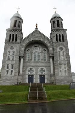 St. Mary Star of the Sea - MEGAN JAMES