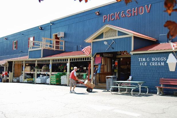 The Pick & Shovel - CORIN HIRSCH