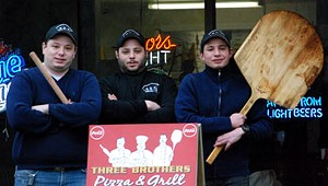 Three Brothers Pizza & Grill