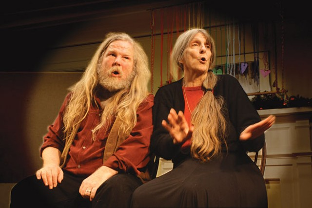 Tim Jennings and Leanne Ponder