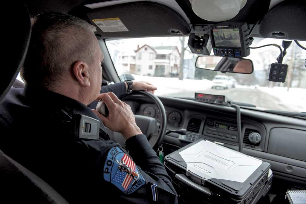 Tim Tuttle patrols the Northwest
