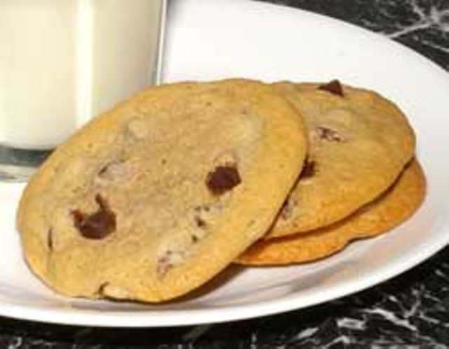 Tipped Cow Cookies