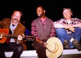 Todd Wheel, Michael Henderson and George Woodard - KIM BENT