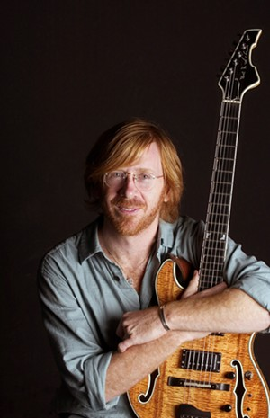 Trey Anastasio - COURTESY OF TREY ANASTASIO