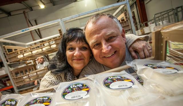 Tricia and Ken Jarecki