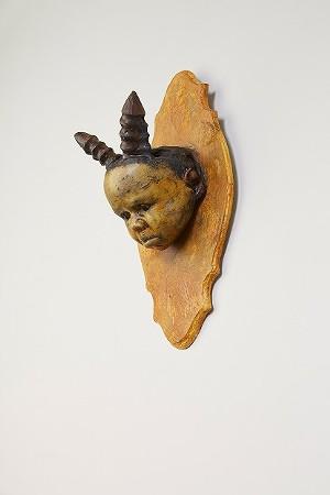 CATHERINE HALL - Trophy head