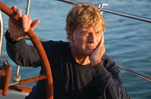 TROUBLED WATERS Chandor takes a new approach to a classic premise, but the result isn't always smooth sailing.