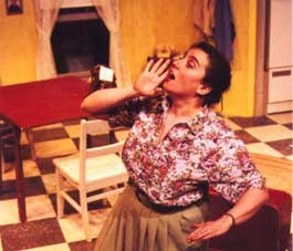 TRUE CALLING Kathleen Keenan gets Shirley Valentine just right - KIM BENT