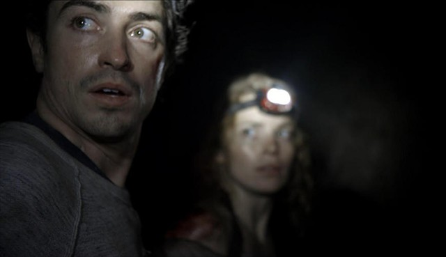 tunnel vision: Dowdle's found-footage horror