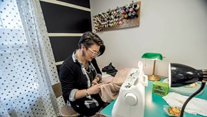 Vermont Seamstress Katie Zuanich Says 'I Do' to Bridal Gowns