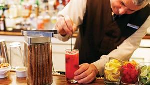 At Manchester's Falcon Bar, Sip Scotch and Soak Up American History