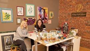 At Burlington's Flynndog Gallery, a Project and Incubator Space Opens