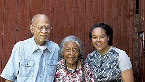 Architect on National African American Museum Works With Clemmons Family Farm