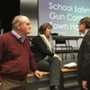 'Shame On You': In Milton, Pro-Gun Crowd Slams Vermont Politicians