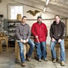In Richmond, Three Army Vets Bring Back Barrel-Making