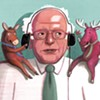 Party Pooper Bernie Sanders Rides Political Independence to New Heights