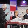 At Iowa Debate, Sanders Pivots From Terrorism to Economics