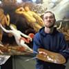 Talking Art With Painter Kalin Thomas
