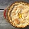 Sugar High! Homemade Peach Pie