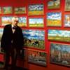 Influential Art Teacher Geebo Church Says Goodbye