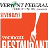 <i>Seven Days</i> Announces 7th Annual Vermont Restaurant Week