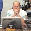 David Kirk Dominates School Board Discussion, Even in Absentia