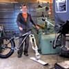 Brooke Scatchard Introduces the Fat Bike Ski