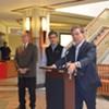 Sinex Picks Local Firm to Construct Burlington Town Center