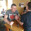 Pulling with Bill Sinks, an Arm Wrestling Legend  [SIV480]