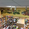 Phoenix Books Burlington Unveils Kid-Friendly Mural
