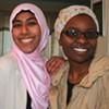 Meet Slam Poets Hawa Adam and Kiran Waqar of Muslim Girls Making Change