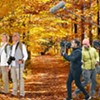 The Parmelee Post: Documentary Film Crew to Track Migration Patterns of Leaf Peepers