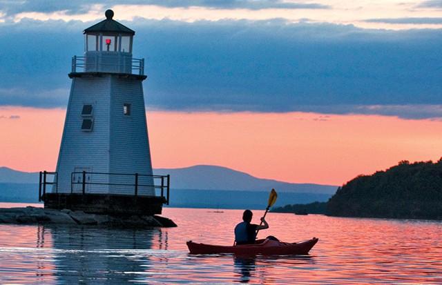 Lake Champlain - CALEB KENNA