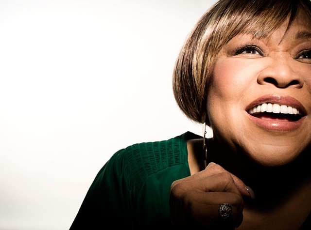 Mavis Staples - COURTESY OF MAVIS STAPLES