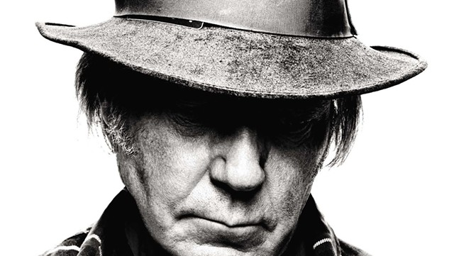 Neil Young - COURTESY OF NEIL YOUNG
