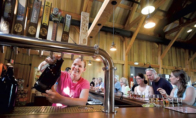 Woodchuck Cider House - CALEB KENNA