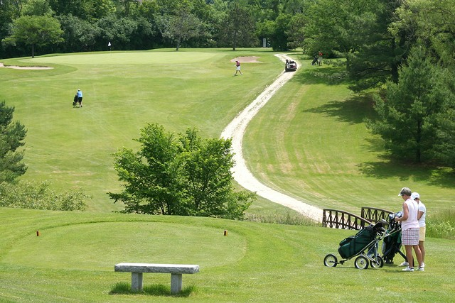 Kwiniaska Golf Club - COURTESY OF KWINIASKA GOLF CLUB