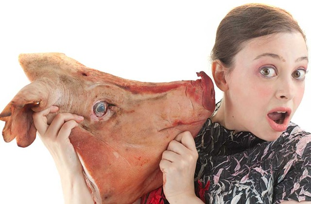 Alice Levitt - MATTHEW THORSEN