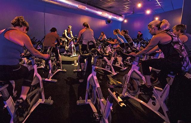 REV Indoor Cycling - LUKE AWTRY