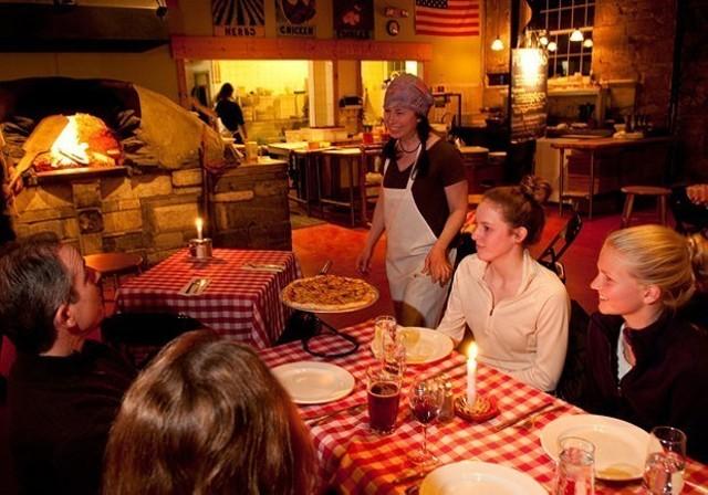 American Flatbread - CALEB KENNA
