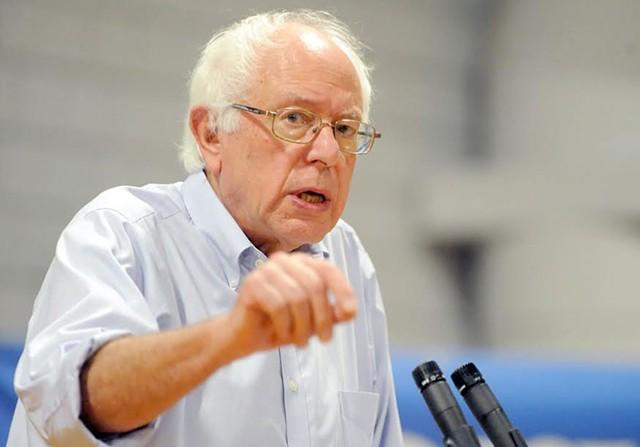 Bernie Sanders - JAMIE GEMMITI