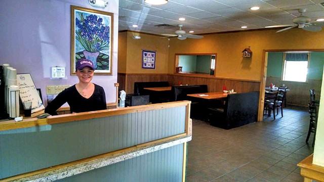 Erica's American Diner - ALICE LEVITT