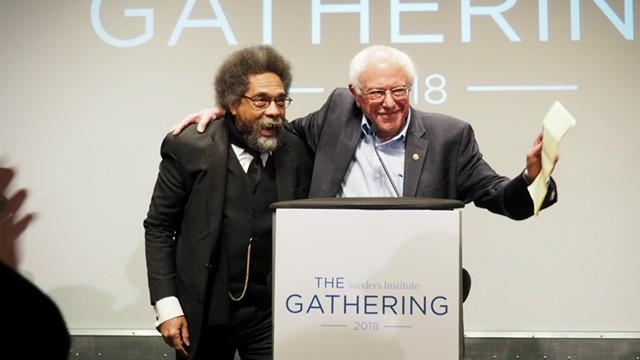 Sanders Institute to Suspend Operations as Namesake Seeks Presidency
