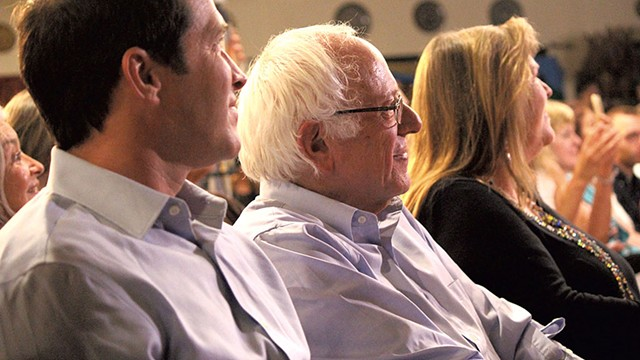 Will the Revolution Be Monetized? Bernie Sanders' 'Dark Money' Org