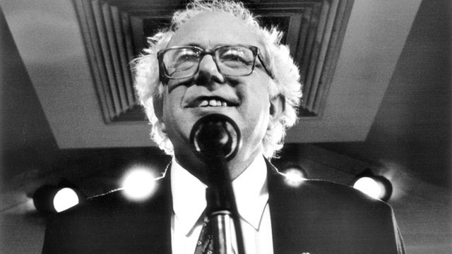 When Bernie Sanders Said He'd Do More for Women Than Vermont's First Female Governor
