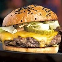 400 burger - COURTESY ARTSRIOT