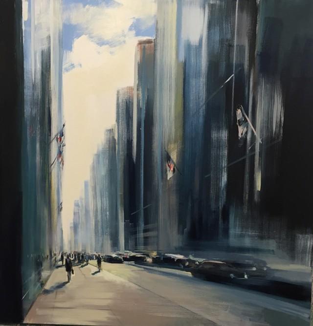 """Big City"" - COURTESY OF CRAIG MOONEY"