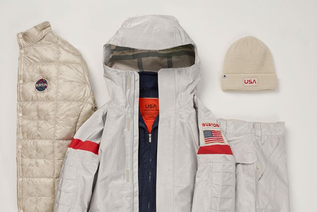 The space-age winterwear